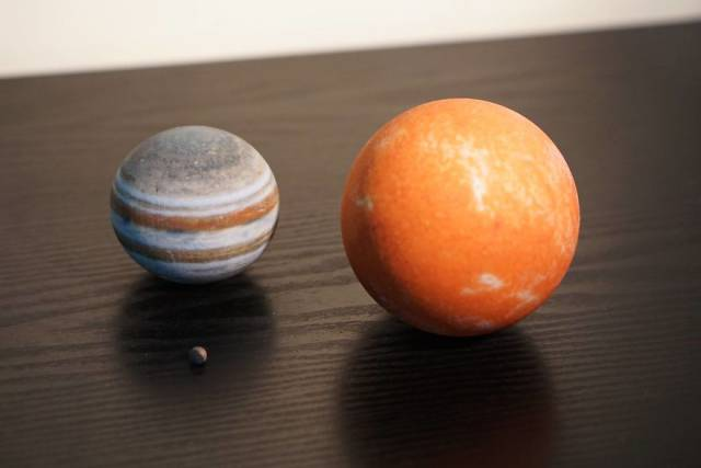 You Can Have The Whole Solar System In Your Very Hands!