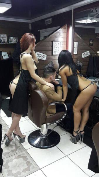 You Have One Attempt To Guess Why This Hair Salon Is So Popular