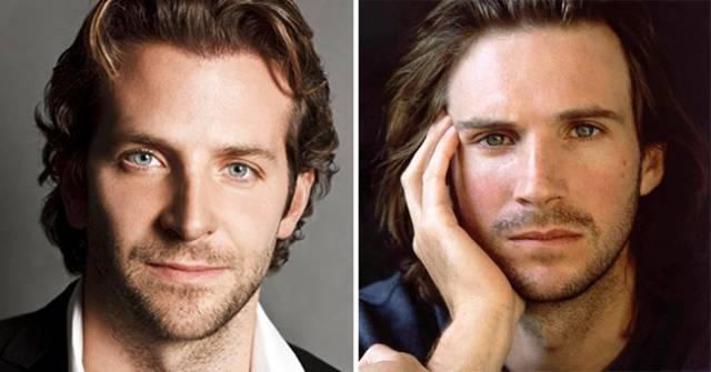 Actors Have Doppelgangers Even Amongst Other Actors!