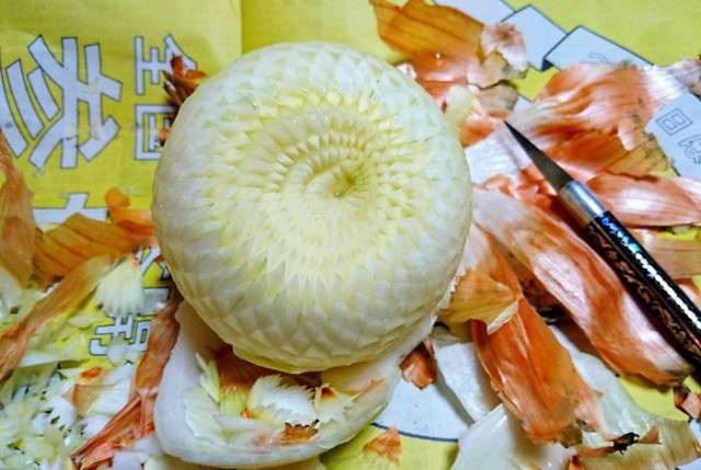 This Japanese Genius Turns Food Into Pieces Of Art In Some Unimaginable Ways!