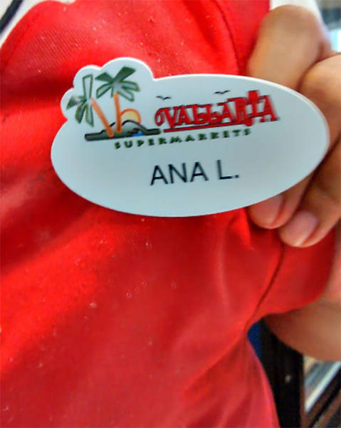 These Name Tags Couldn't Get Any Worse…