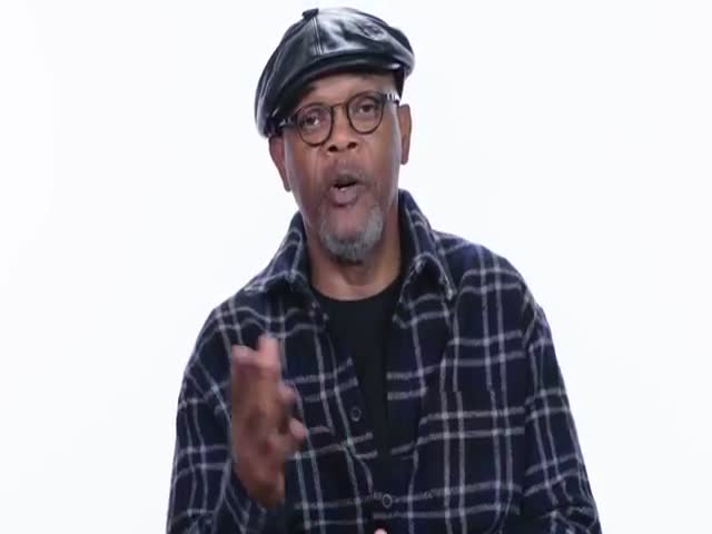 Samuel L. Jackson Answers Every Question About Him That Internet Could Produce