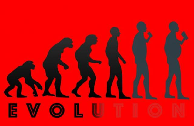 Maybe It's Not An Evolution After All?