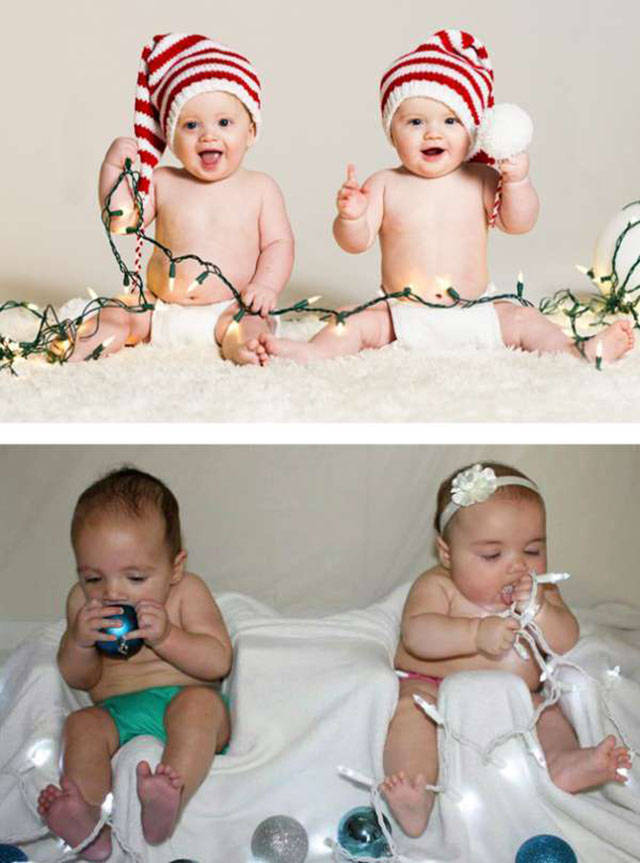 It Seems Like Pinterest Uses Some Special Kids For Those Photoshoots…