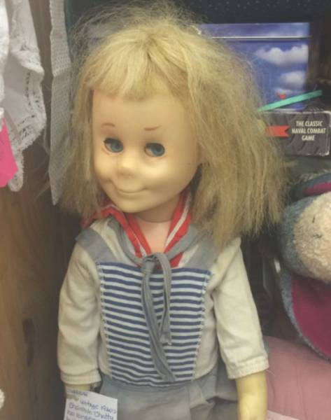 Thrift Shop Is Hell Of A Terrifying Place To Go To