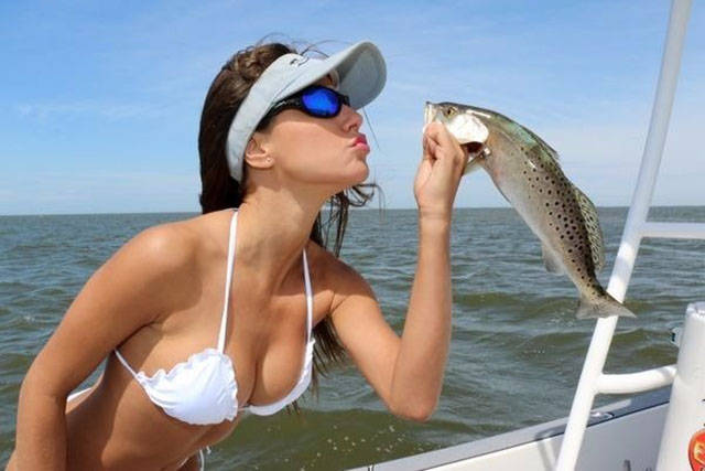 Up For Some HOT Weather Fishing?
