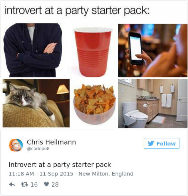 Celebrate Your Inner Introvert!
