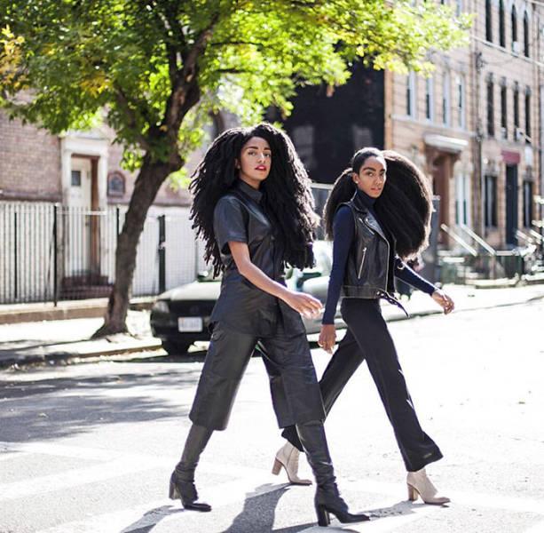Meet The Instagram Queens Of Natural Hair – Urban Bush Babes