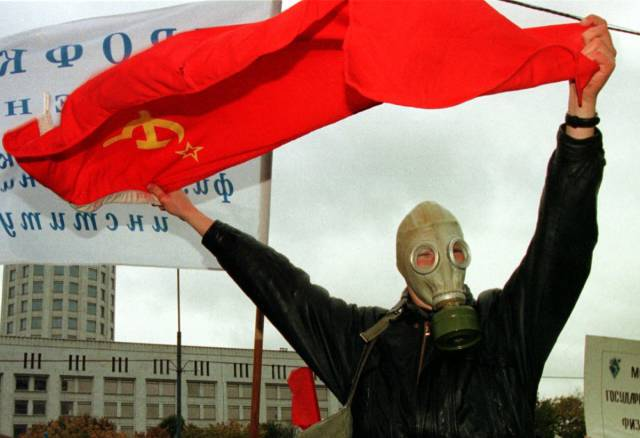 Russia: Ten Hard Years After The Fall Of The Soviet Union