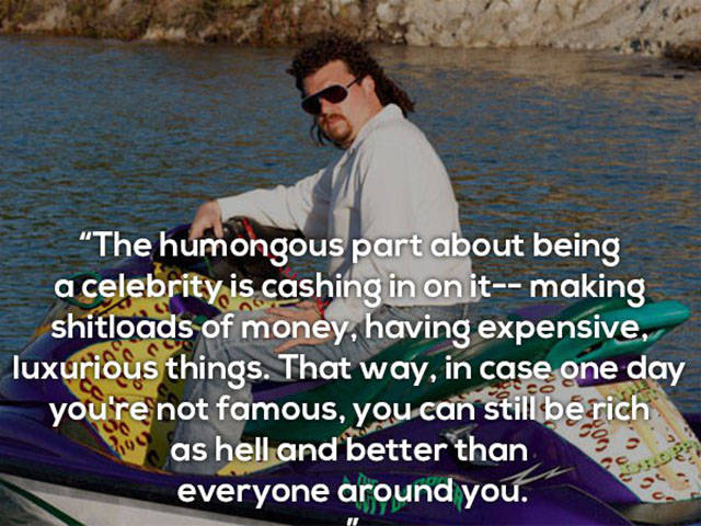 Some Really Powerful Kenny Powers Quotes
