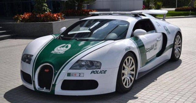 The Most Insane Police Motors From All Around The World