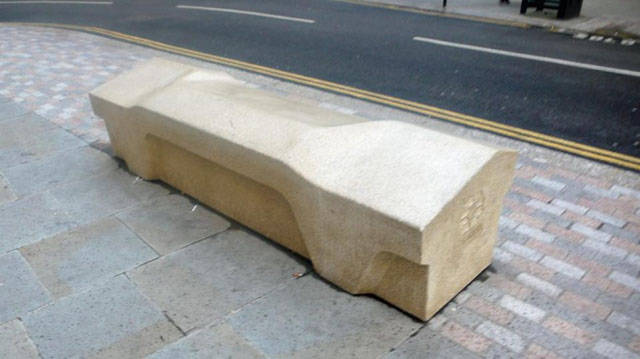 """Unpleasant Design"" – A Game Changer In City Architecture Or A Cold War Against The Homeless?"