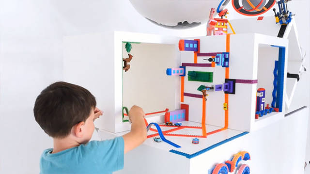 Lego Is Now The Most Universal Toy With This Tape's Invention!