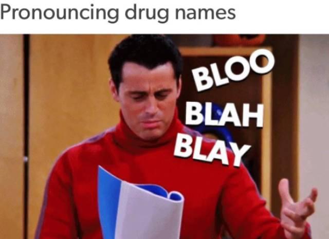 Nurses Have Their Inside Jokes Too!