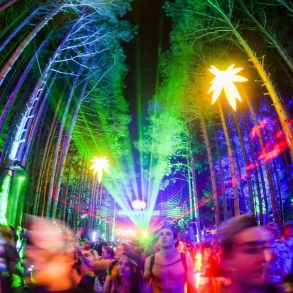 These Are The Reasons Why Music Festivals Are From Another World
