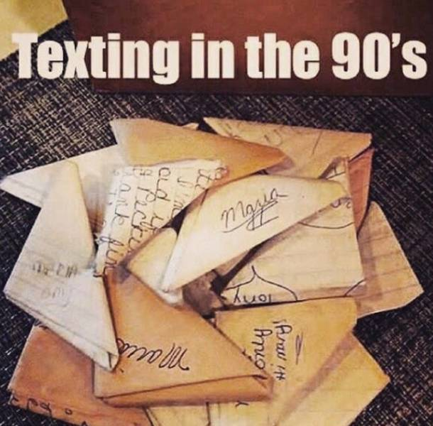 Today's Kids Will Never Understand The Joys And Struggles Of 90s Childhood