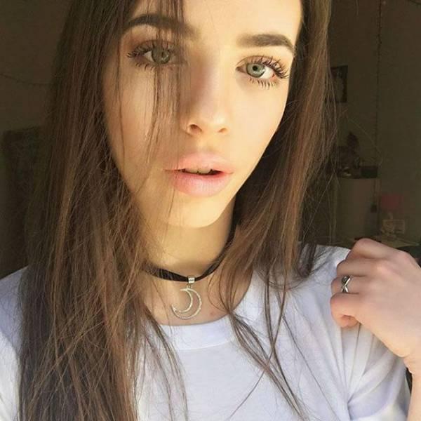Belleza de rostros nivel Dios Sin maquillaje 100%natural