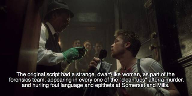 Se7en Is Actually Even More Mysterious Than It Seemed To Be