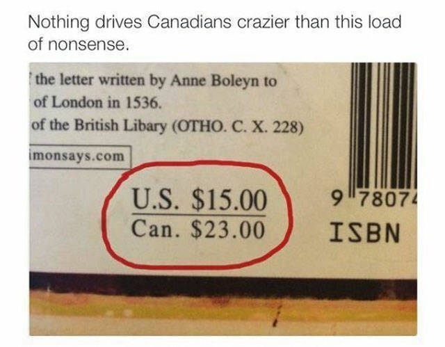 Things That Can Happen Only In Canada