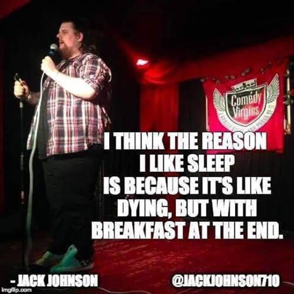 We All Know You're In Need Of Some Quality Jokes