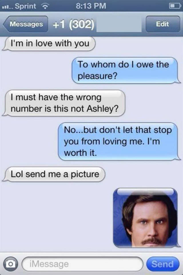 Oops, Got The Wrong Number…