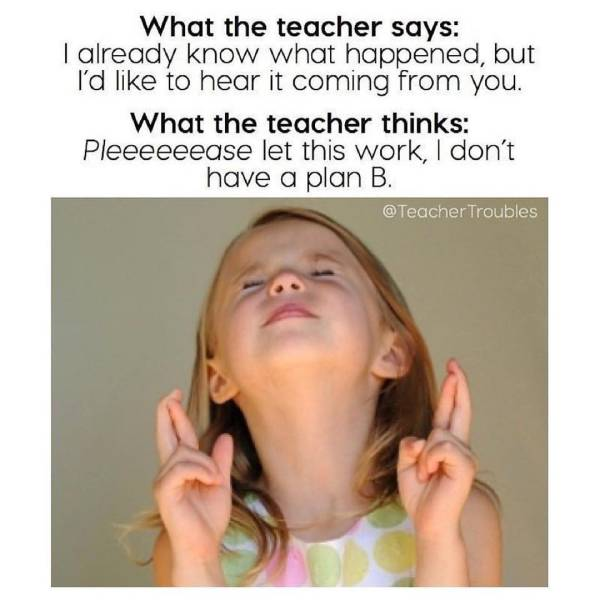 The Crucifying Pain Of Being A Teacher Is The Essence Of These Pictures