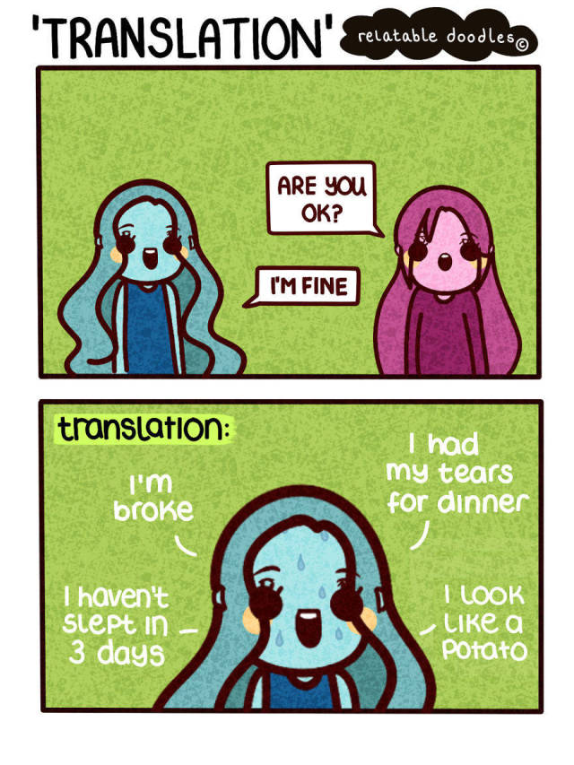You Will Find These Comics Shockingly Relatable