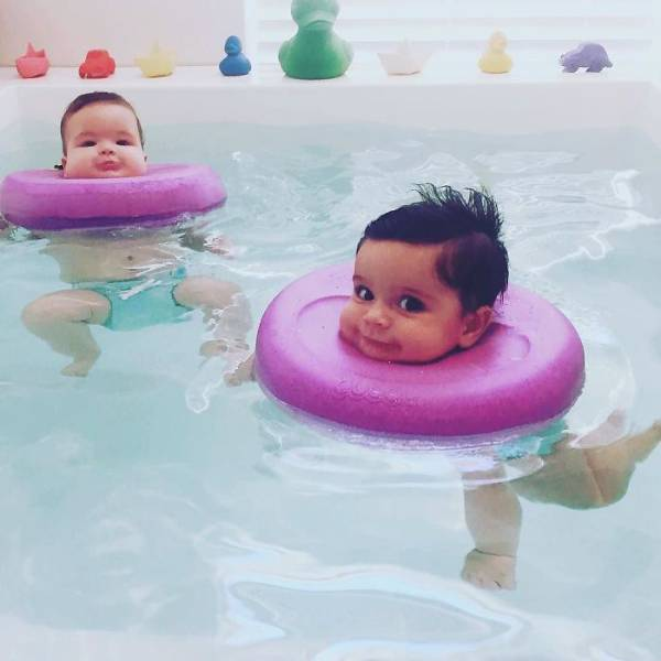 Nothing Can Be Cuter Than Babies! Or Can These Spa Babies Be?