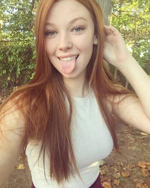 Redhead girls nude