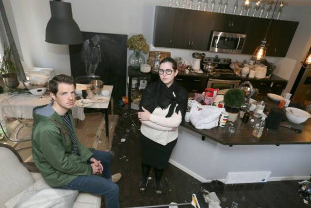 This Couple Got Far More Than What They Bargained For When Renting Out Their House