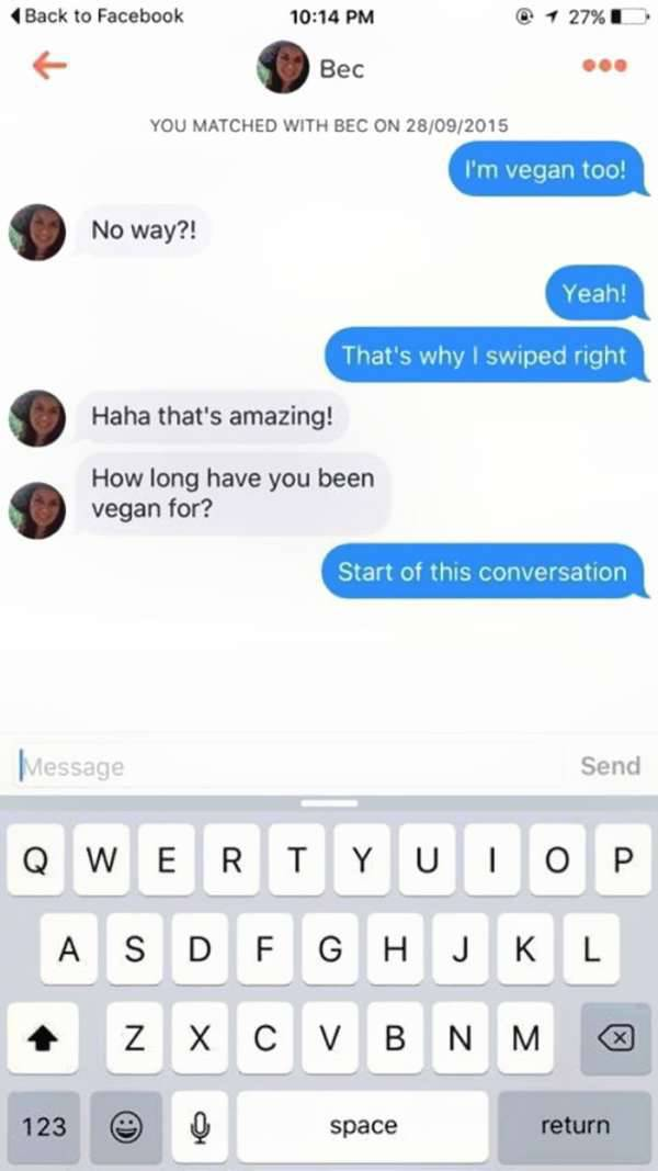 Tinder Is Like Purgatory For Those Who Should Never Breed