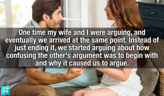 It Looks Like People Can Argue Over Just About Anything…