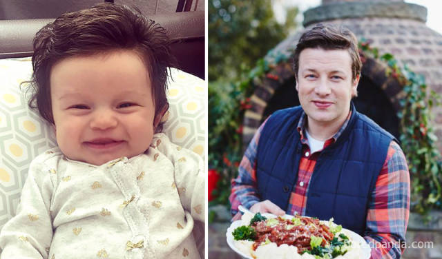 Some People Like Celebrities So Much – They Even Give Birth To Babies Who Look Like Celebrities
