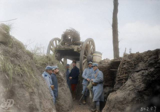 These World War I Colored Photos Are Sure To Impress Everyone
