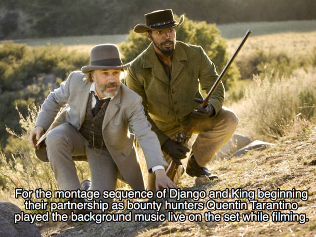 "These Facts Make Already Great ""Django Unchained"" Even Better!"