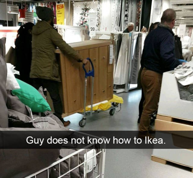 You Can Love IKEA Or Hate It - It Will Stay The Same