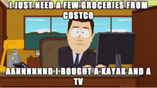 Costco Has To Become A New Religion At Some Point