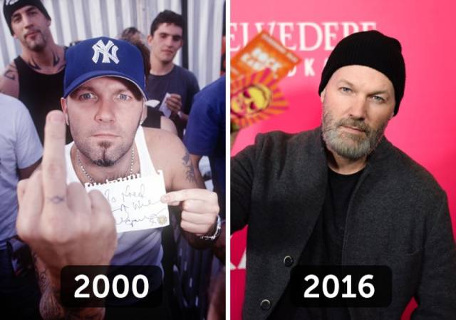 This Is What Celebrity Rebels And Freaks of the 2000s Look Like Now