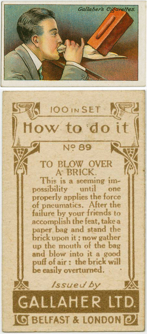 Actually, 100 Years Ago People Needed Same Lifehacks As We Need Nowadays