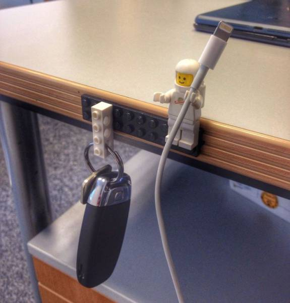 Lego Can Be Used In So Many Different Ways…