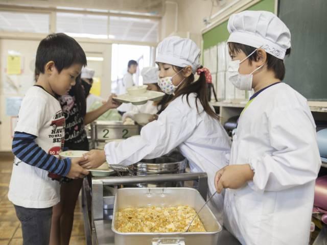 In Japan Even School Lunch Is An Art