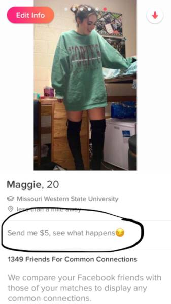 Looks Like Even Tinder Profile Can Be Turned Into A Successful Business