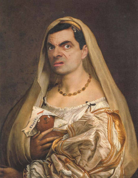 Mr. Bean Is Perfect In Just About Any Role Imaginable