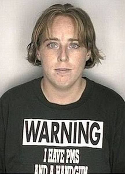 These Were Not The Best T-Shirts To Get Arrested In. By Far