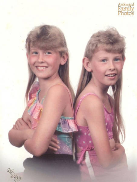 Why Did They Do This With Their Hair Back in 1980-90s?!