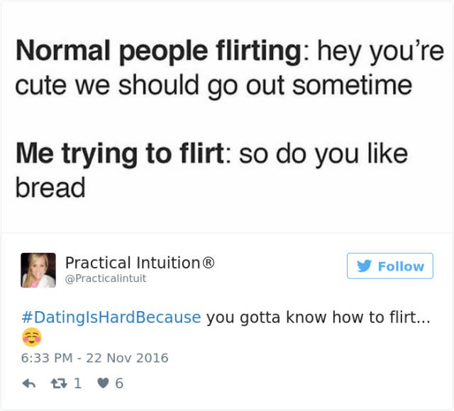Dating Is A Hard Work To Do