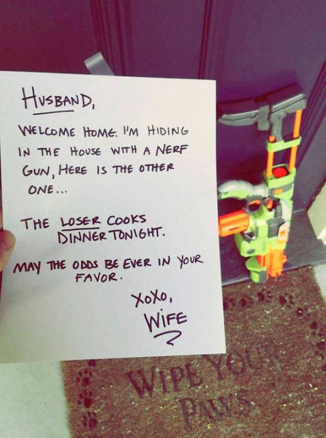 Love Is Not Just Cuteness And Scents Of Flowers, As These Love Notes Prove