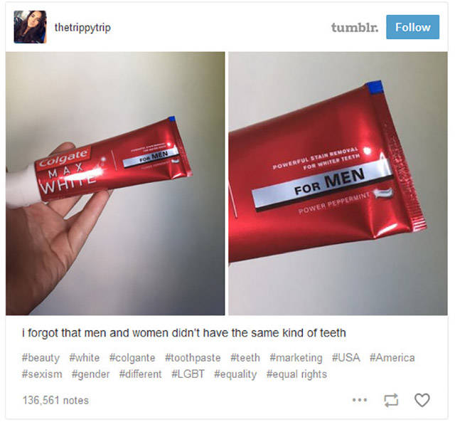 """Real Men Need Real """"Only For Men"""" Products!"""