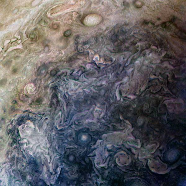 This Is The Closest Look Mankind Has Ever Taken On Jupiter