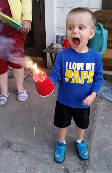 Kids Are Funny As Long As They're Not Your Kids